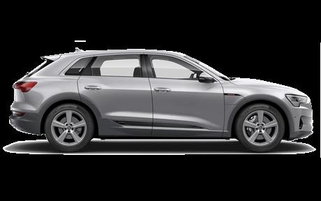 Audi e-tron Technik 50 quattro | BCH