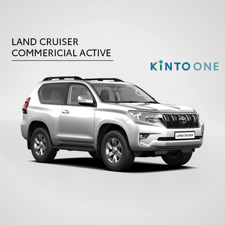 Land Cruiser Commercial Active