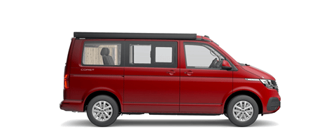 VW California 6.1 Coast 2.0TDI 150PS 7-Speed DSG | PCP