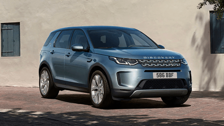 Land Rover Discovery Sport D200 SE | PCP