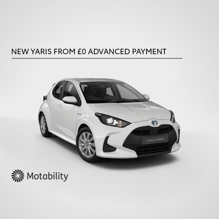 New Yaris Motability Offer