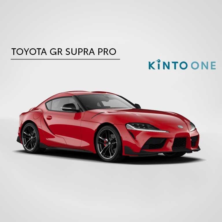 Toyota GR Supra Pro 3.0