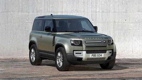 Land Rover Defender 90 D250 S | PCP