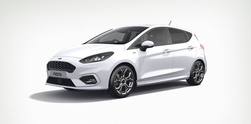Ford Fiesta ST-Line Offer