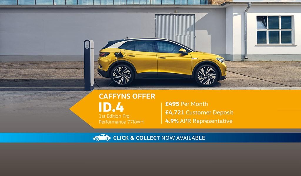Volkswagen ID.4 Finance Offer
