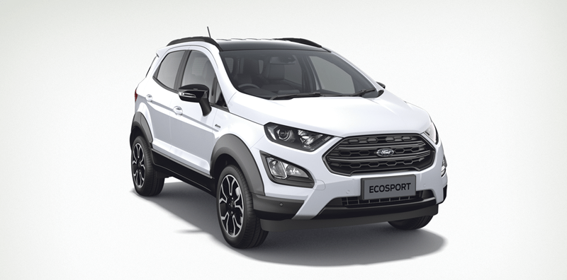 Ford EcoSport Active Offer