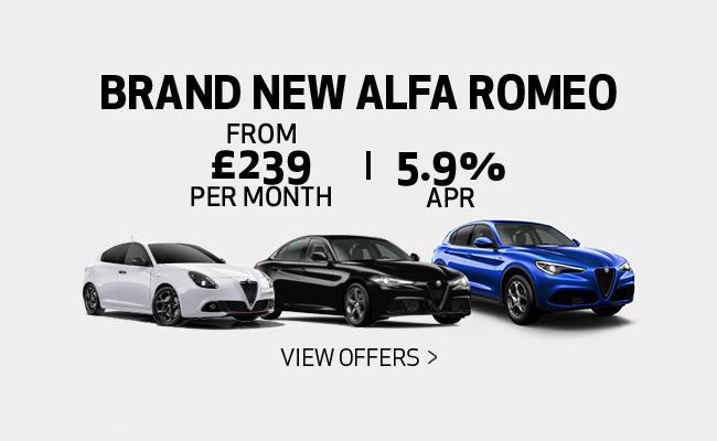 Ancaster Alfa Romeo New Car Offers