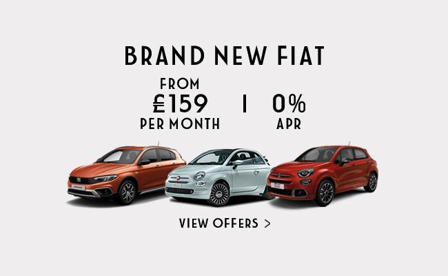 Ancaster Fiat New Car Offers