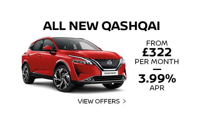Ancaster Nissan All-New QASHQAI