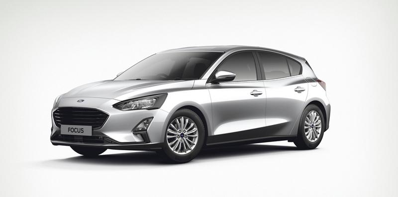 Ford Focus Titanium Offer