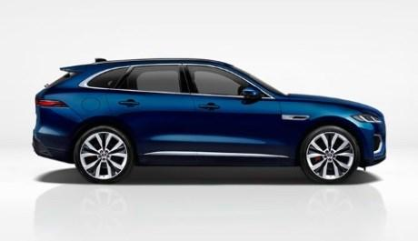 F-PACE P400e R-Dynamic S | BCH