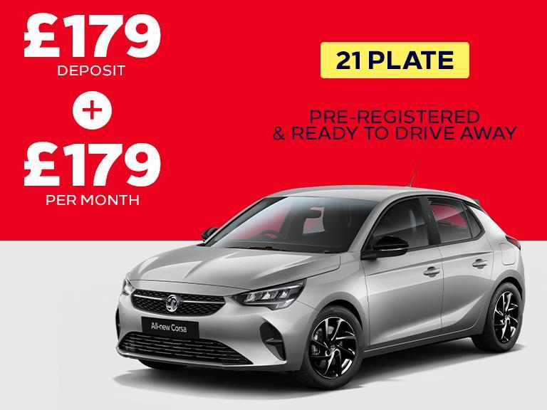 Vauxhall Corsa SE Premium