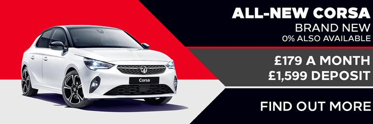 Vauxhall Corsa Offer