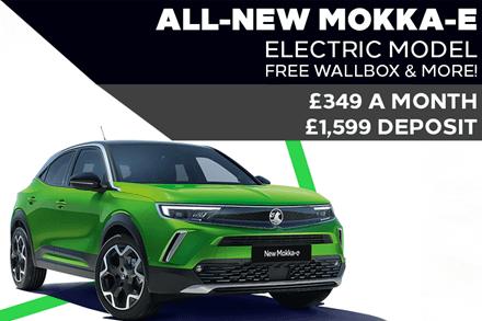 All-New Vauxhall Mokka-E - £349 A Month | £1,599 Deposit - PCP