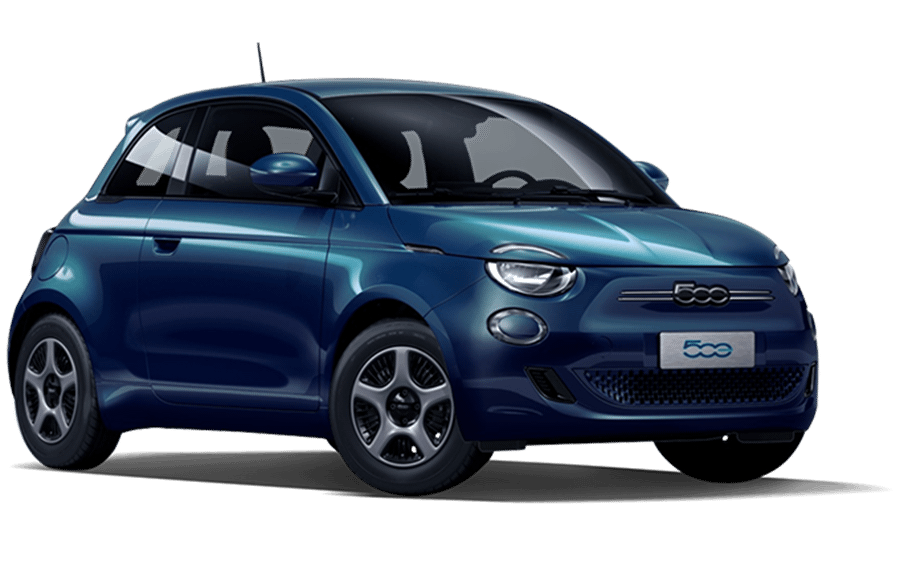 Fiat 500e Passion Electric 42kw 118hp (auto)