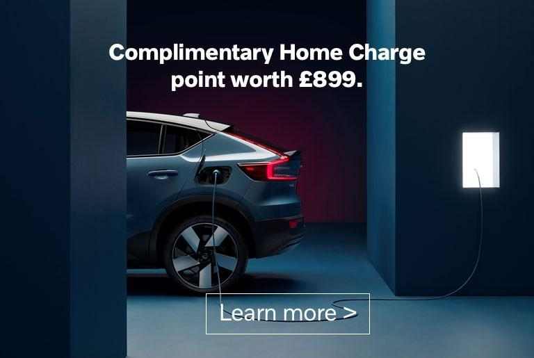 FREE Home Charge point