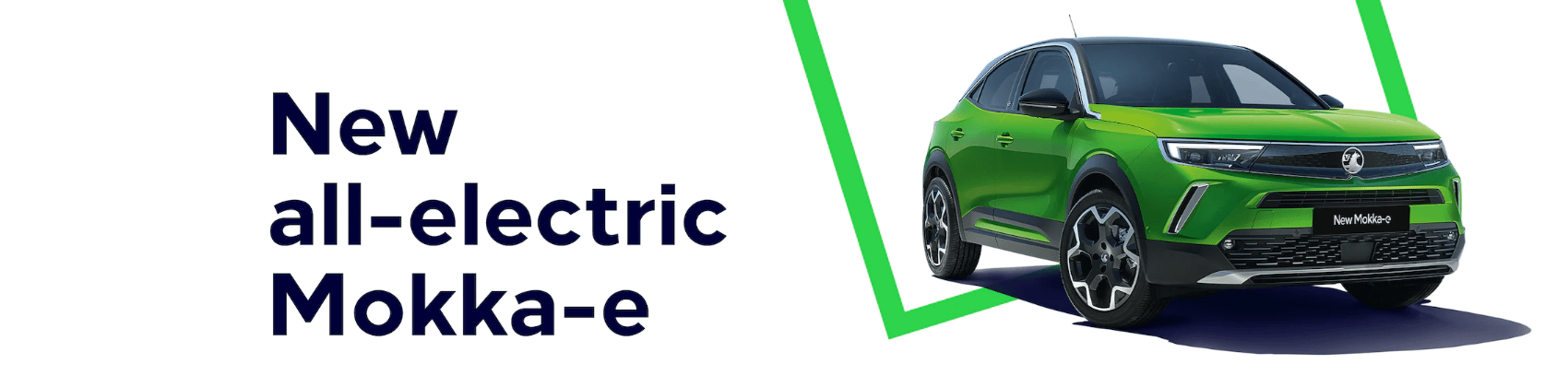 New All-Electric Mokka-E