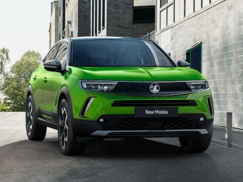 Vauxhall New All-Electric Mokka-E
