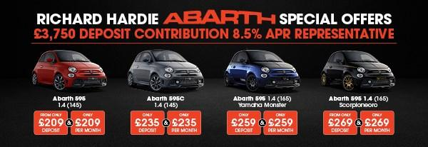 Abarth Special Offers