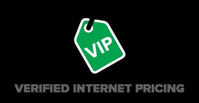 Verified Internet Pricing