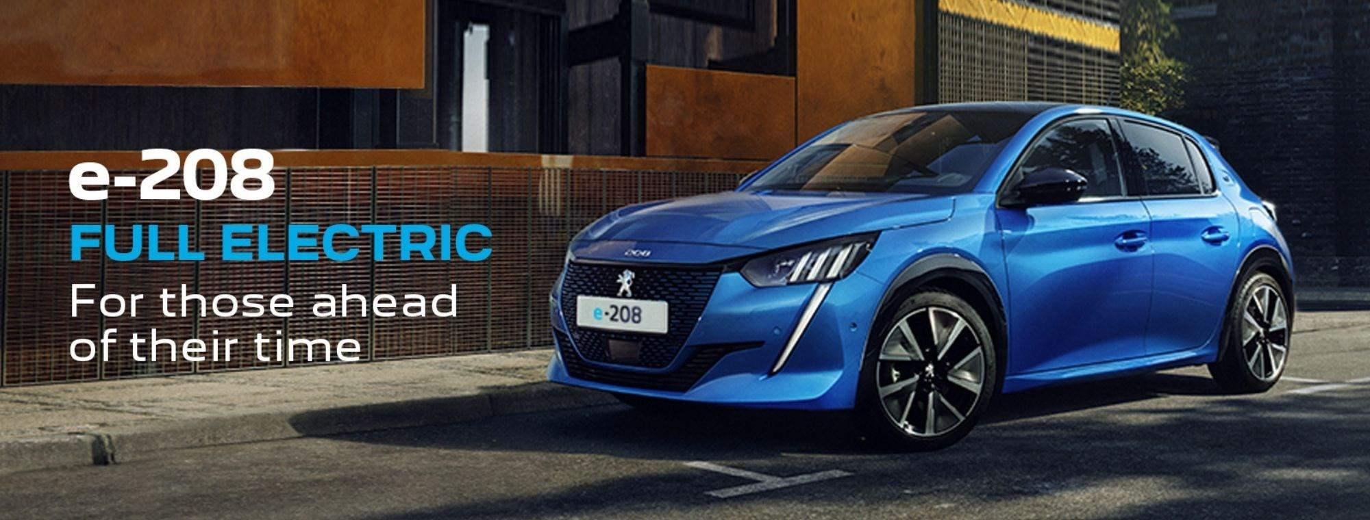All-New Peugeot 208 at Chippenham Motor Company