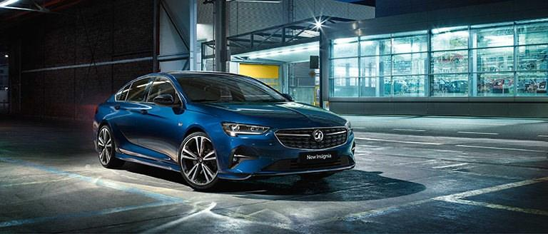 New Vauxhall Insignia Finance Offer