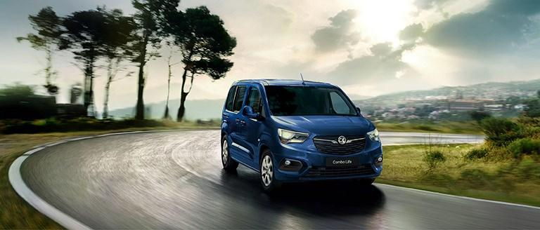Vauxhall Combo Life Finance Offer