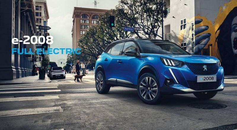 Peugeot 2008 SUV Offers