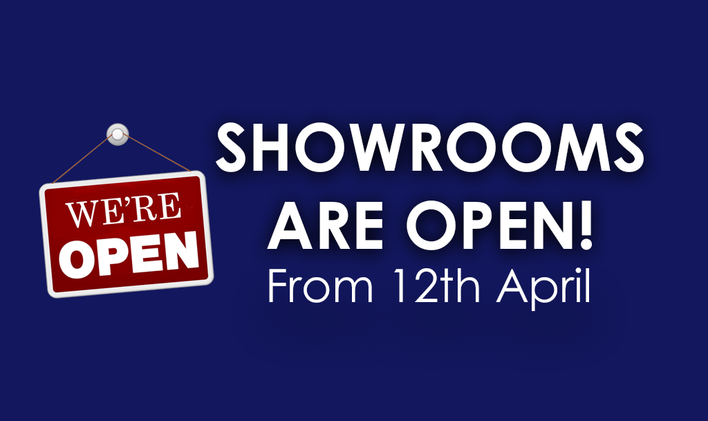 Showrooms are open