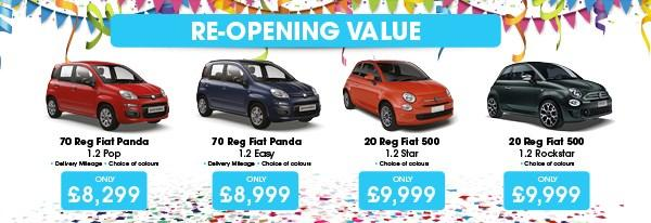 Fiat Re-Opening Value