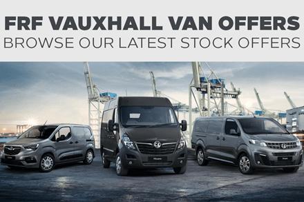 FRF Vauxhall Van Offers