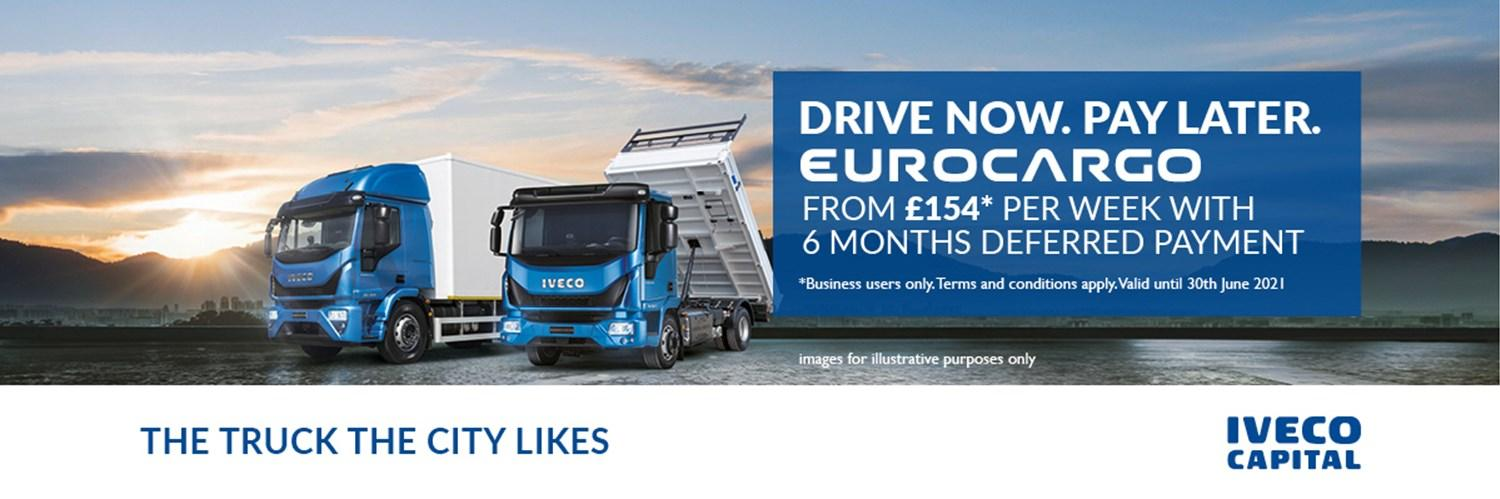Eurocargo deferred payments
