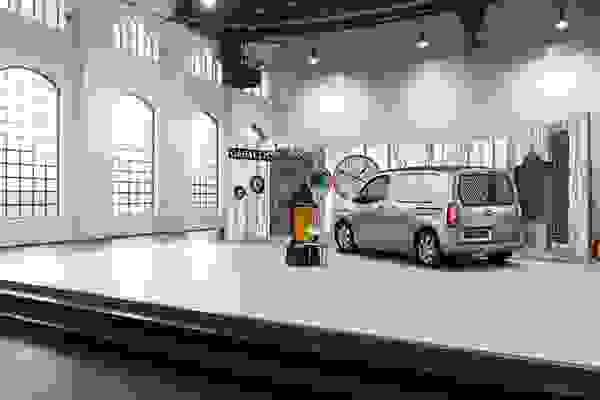 Vauxhall Combo Cargo Panel Van