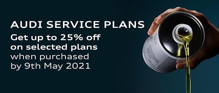 Audi Service Plans