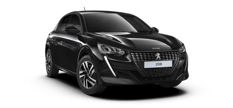 All-new Peugeot 208 Allure 1.2L PureTech 100 S&S 6 speed | PCP