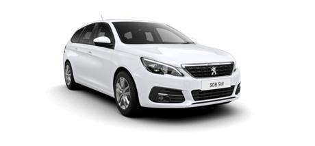 New Peugeot 308 SW Active Premium 1.2L PureTech 110 S&S | PCP