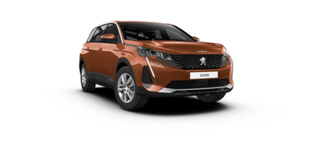 New Peugeot 5008 Active Premium 1.2L PureTech 130 S&S 6-speed | PCP