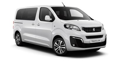 Peugeot Traveller Active Standard 1.5L BlueHDi 120 S&S 6-speed | PCP
