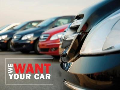 Honda - We Want Your Pre-owned Cars