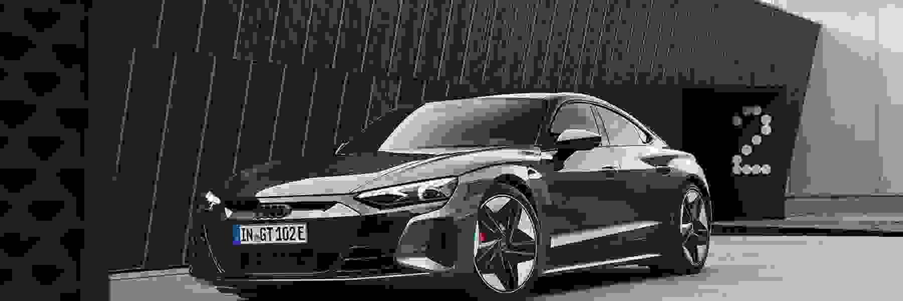 Audi e-tron GT   Fast But Not Furious