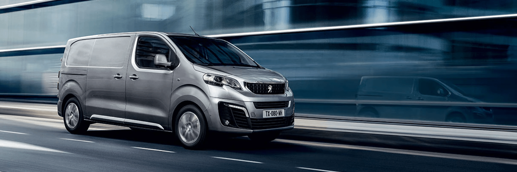 Peugeot Expert Commercials