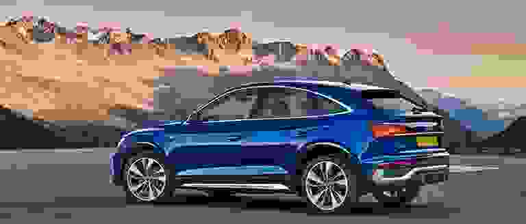 New Audi Q5 Sportback Business Offer