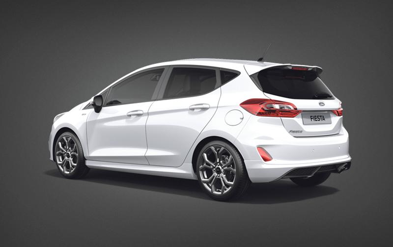 Ford Fiesta ST-Line | £199pm
