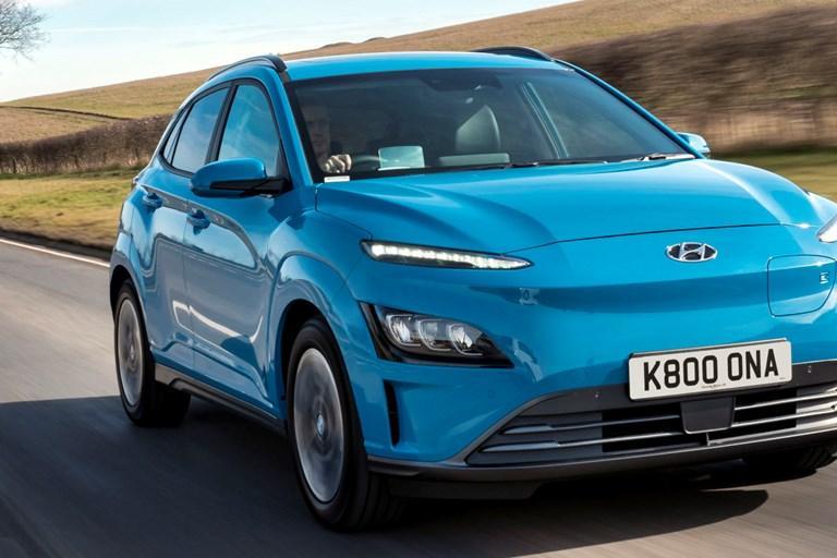 KONA Electric: Longest range of any Plug-In Car Grant-Eligible Vehicle