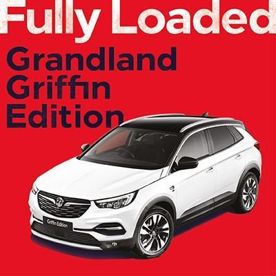 New Grandland X Griffin