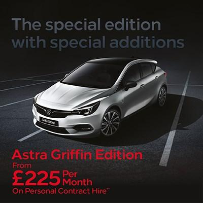 New Astra Griffin Offer