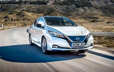 Nissan Leaf Motability Offers