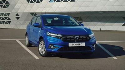 All New Dacia Sandero