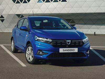 All New Dacia Sandero