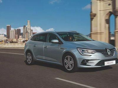 New Renault Megane Sport Tourer 1.6 E-TECH Phev 160 Iconic